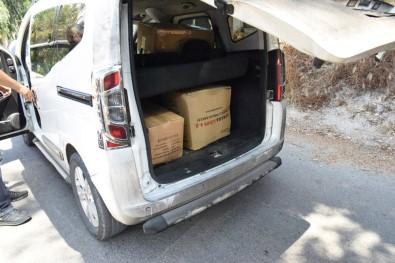 Antalya'da Sahte İçki Operasyonu