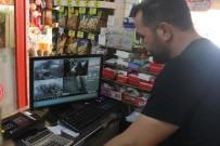 GIZLI KAMERA - Antalya'da Sigara Hırsızlığına Gizli Kamerayla Suçüstü