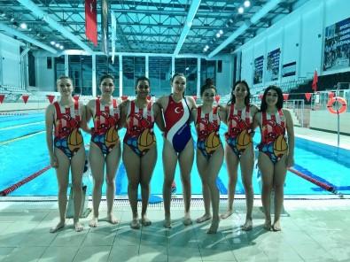 Antalyaspor Sutopu Bayan Takımı'nda Milli Gurur