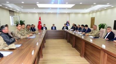 Ardahan'da 'Seçim Güvenliği' Toplantısı Yapıldı