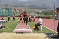 TÜRKİYE ATLETİZM FEDERASYONU - Atletizm Festivali Bölge Birinciliği Yapıldı