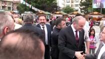 FAHRI ÇAKıR - Bakan Özlü, Orucunu Vatandaşlarla Birlikte Açtı