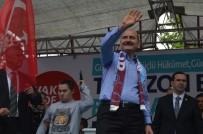ATATÜRKÇÜ DÜŞÜNCE DERNEĞI - Bakan Soylu Açıklaması 'Karamollaoğlu Bey Bir Yerde Sıkıştınız Mı Soluğu Tayyip Erdoğan'ın Yanında Alıyorsunuz'
