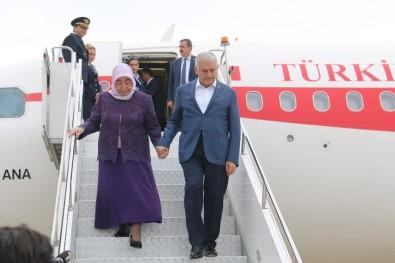 Başbakan Binali Yıldırım Giresun'da