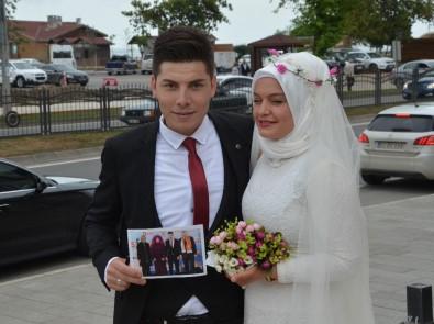 Başbakan'ı Düğüne Davet Etmek İçin 750 Kilometre Yol Geldiler