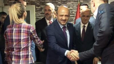 Başbakan Yardımcısı Fikri Işık, Vatandaşla İftar Yaptı