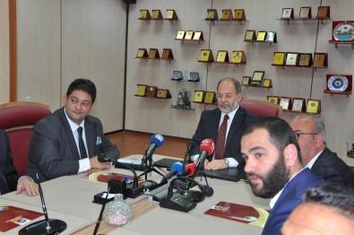 Başbakan Yardımcısı Prof. Dr. Recep Akdağ, ETB'de