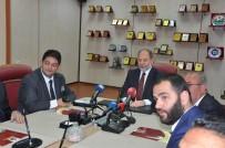 RECEP AKDAĞ - Başbakan Yardımcısı Prof. Dr. Recep Akdağ, ETB'de