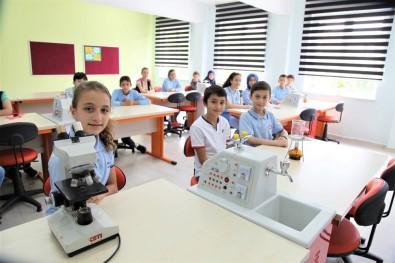 Başiskele Belediyesi'nden Fen Laboratuvarı Desteği