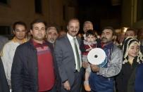 ABDULLAH ÖZER - Başkan Akgül Sahurda Vatandaşlarla Buluştu