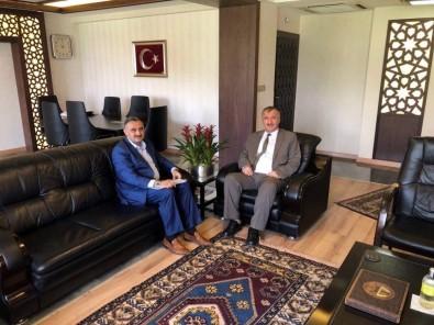 Başkan Cabbar'dan Karayolları 6. Bölge Müdürlüğü'ne Ziyaret
