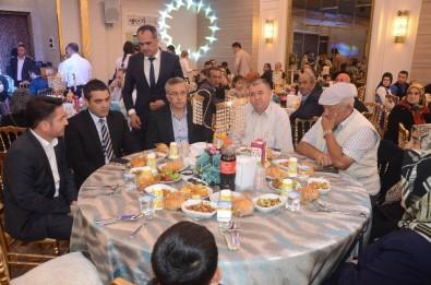 Başkan Çetin Şehit Aileleri Ve Gazileri İftarda Ağırladı