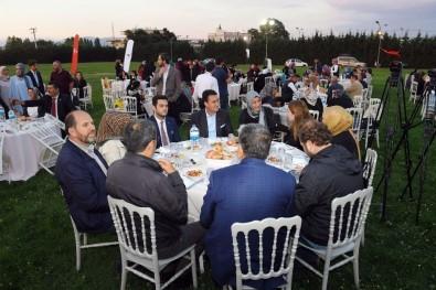Başkan Dündar, Yetimlerle 'Kardeşlik Sofrası'nda Buluştu