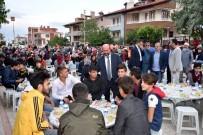 KELEBEKLER VADİSİ - Başkan Pekyatırmacı'Ramazan Kardeşliktir'