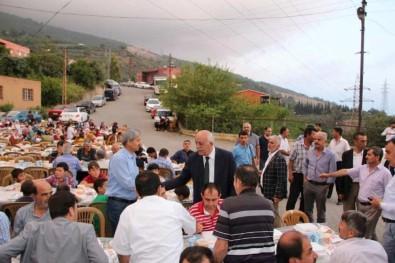 Başkan Seyfi Dingil İftarda Her Gün Bir Mahallede