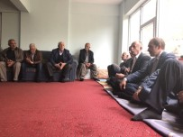 GAZİ MAHALLESİ - Başkan Vekili Epcim'den Er Ailesine Taziye Ziyareti