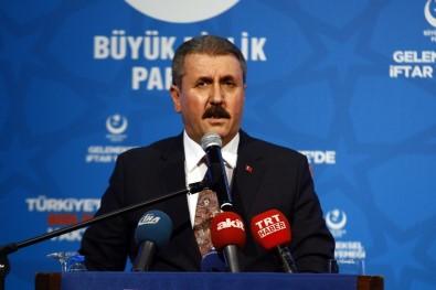 BBP Lideri Destici Açıklaması 'O Gün Yalan Söyleyenlere Bugün Oy Vermeyin'
