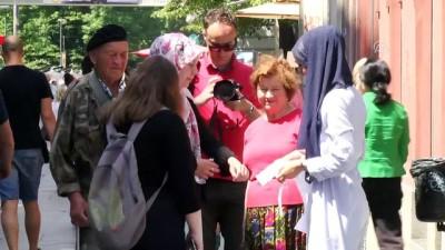 Bosna Hersek'te 'Beyaz Kurdele Günü'