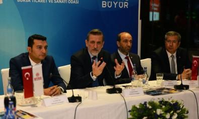 BTSO Başkanı Burkay'dan Gençlere Tavsiyeler