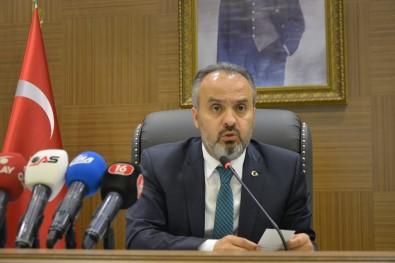 Bursa Büyükşehir Belediye Başkanı Aktaş Açıklaması
