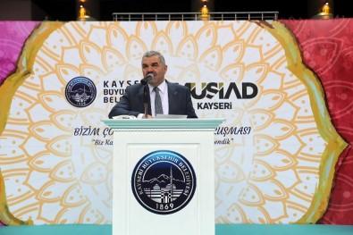 Büyükşehir Belediye Başkanı Mustafa Çelik Açıklaması 'Mazlumlara Kucak Açan Tek Ülke Türkiye'