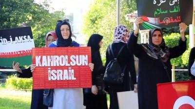 Çankırı'da Mavi Marmara Şehitleri Anıldı