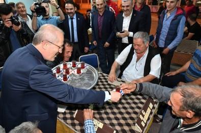 Çaylar Başkan'dan