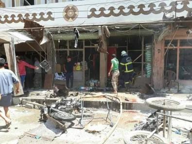Cerablus'ta Bomba Yüklü Motosiklet Patlatıldı Açıklaması 4 Ölü
