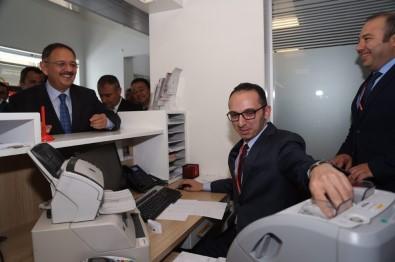 Çevre Ve Şehircilik Bakanı Özhaseki'den Cumhurbaşkanı Erdoğan'a Destek