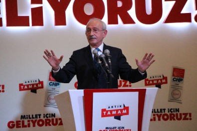 CHP Genel Başkanı Kılıçdaroğlu Açıklaması 'Çiftçinin Faiz Borçlarını Sileceğiz'