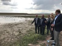 KıRıKLı - CHP Heyetinden Afetzedelere Ziyaret