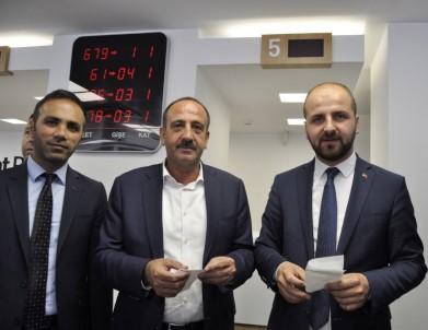 Cumhurbaşkanı Erdoğan İçin Gölbaşı'ndan Bağış Kampanyası