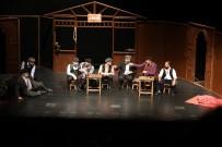 ŞEHIR TIYATROLARı - Diyarbakır'da 1. Şehir Tiyatroları Festivali Devam Ediyor