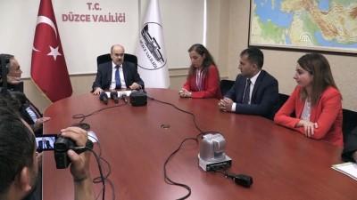 DÜ'de 'Nüfus Ve Vatandaşlık Bölümü' Kuruldu