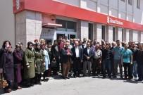 Dursunbey AK Parti'den Erdoğan'ın Seçim Kampanyasına Destek