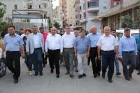 İFTAR ÇADIRI - Erdemlili Vatandaşlar İftarda Buluştu