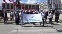 KARBONMONOKSİT - Erzincan'da Farkındalık Oluşturmak İçin Yürüdüler