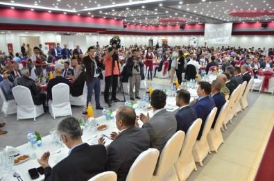 Erzincan Ticaret Ve Sanayi Odası İftar Programına Yoğun Katılım
