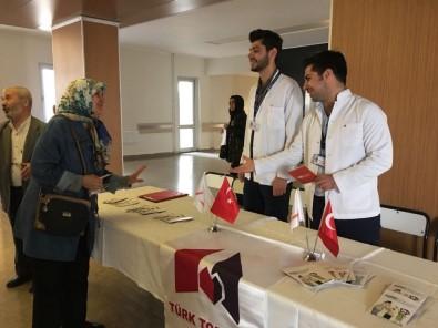ESOGÜ Hastanesinde Tütünsüz Dünya Günü Standı Açıldı