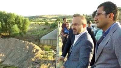 'Ezine Gıda İhtisas OSB Türkiye'nin Projesidir'