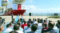 TÜRKIYE PETROLLERI ANONIM ORTAKLıĞı - Fatih Sondaj Gemisi, Akdeniz'e Doğru Yola Çıktı