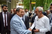 FUZULİ - Fendoğlu Seçim Çalışmalarını Sürdürüyor