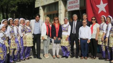Foça Halk Eğitim Merkezinden Yıl Sonu Sergisi