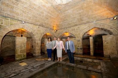 Gaziantep'in Yer Altı Yapıları Da UNESCO'da