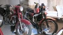 DINLER - Gençlik Tutkusu 'Motosiklet'in Koleksiyonunu Yapıyor