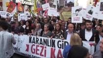 İSTİKLAL CADDESİ - Gezi Parkı Olaylarının 5. Yılı
