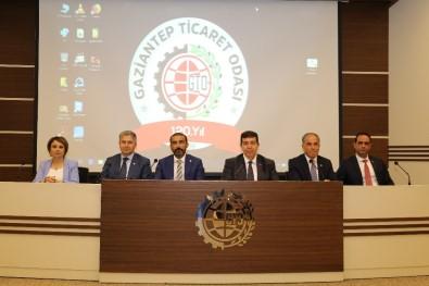 GTO'nun Komite Üyeleri, Olağan Meclis Toplantısında Bir Araya Geldi