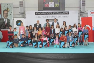 'Hayata Smaç' Projesiyle 2 Bin Öğrenci Sporla Tanıştı