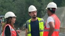 YAKIT TASARRUFU - Hem Tünelin Açılışına Hem Doğuma Gün Sayıyor