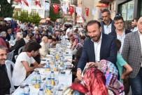 BEKIRPAŞA - İzmit'te 3 Bin Kişi İftar Yemeğinde Buluştu